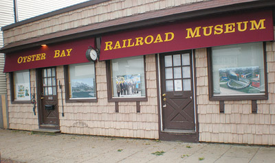 The Oyster Bay Railroad Museum